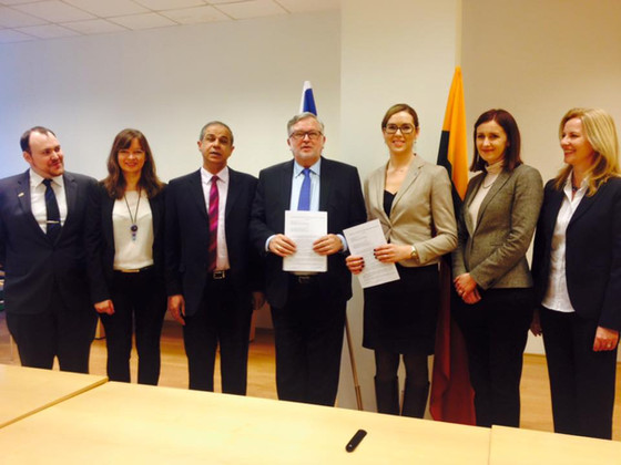 Enterprise Lithuania and Lithuania-Israel Chamber of Commerce Start Partnership