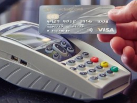 Contactless payments are now the 'new normal'