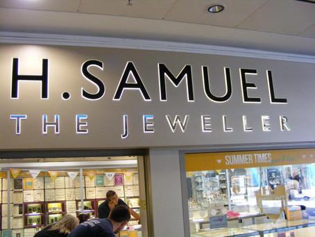 H. Samuel to join Ernest Jones in offering new, online shopping service