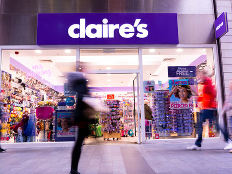 Claire's Accessories suffers website hack