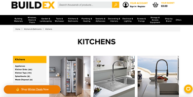 Buildex Kitchen