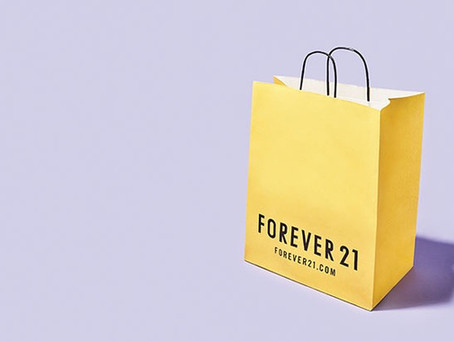 Forever 21 re-enters UK with new online store