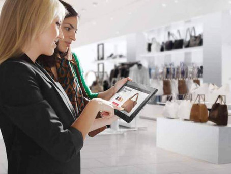 Digital transformation driving the personalised retail customer experience