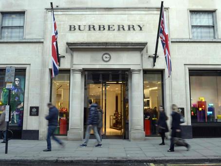 How has the coronavirus crisis hit luxury retailers?