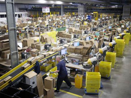 Warehousing giant Segro raises £680m to cash in on Covid ecommerce boom