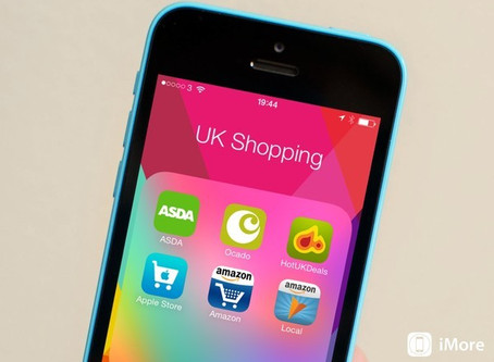 Shopping apps reap 'Golden age of m-commerce' as shoppers go mobile in lockdown