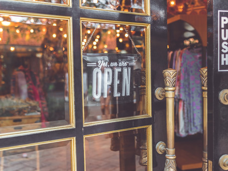 UK shoppers prefer small local shops during COVID crisis