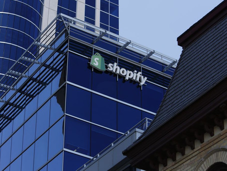 Shopify – the good shop to Amazon's bad shop
