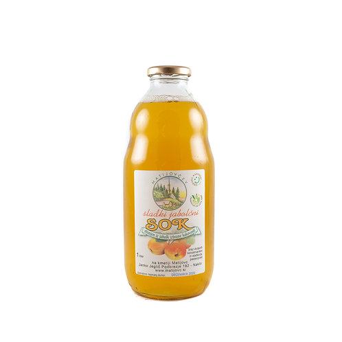 Matijovčev jabolčni sok 1 L