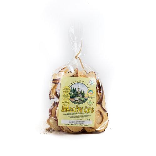 Matijovčev jabolčni čips 100 g