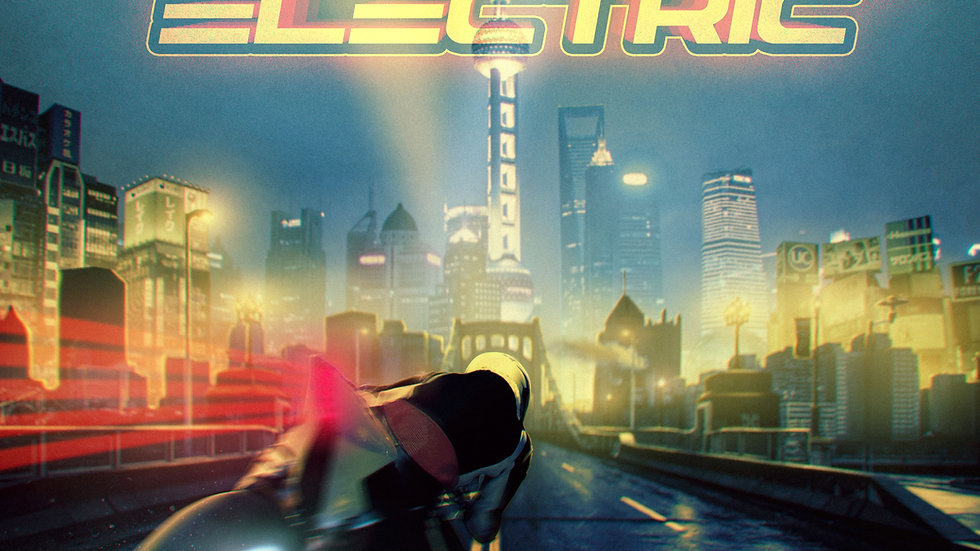 Dream Electric 2: 180G Vinyl 2LP Test Pressing