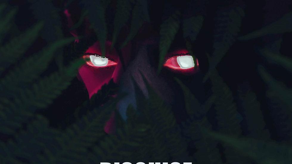 Starfounder: Disguise Monster Green w/Purple Splatter Vinyl