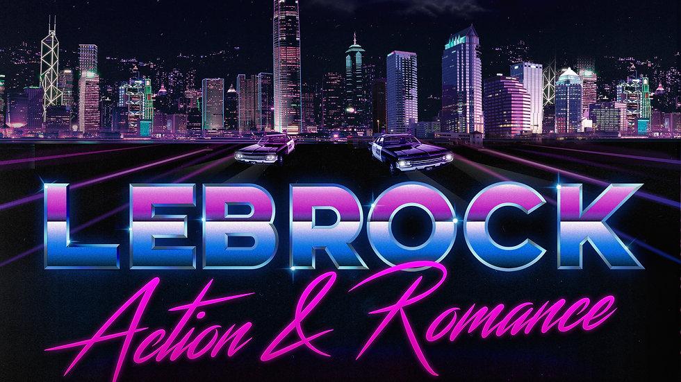 Lebrock: Action & Romance Vinyl