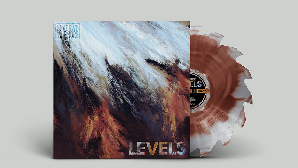 Shadows and Mirrors: Levels Signed Test Press Bundle
