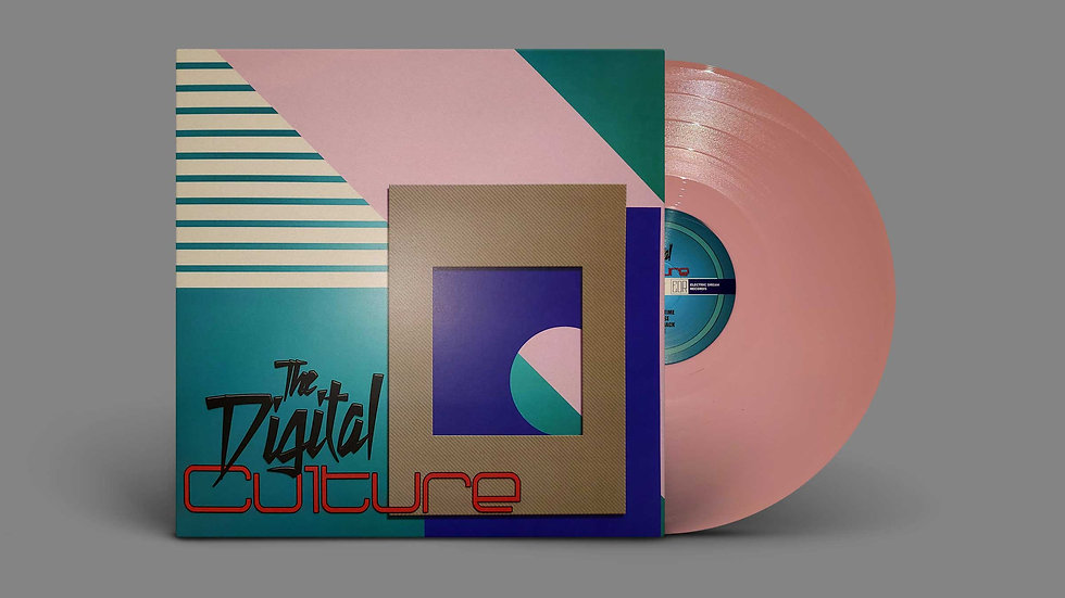 Sellorekt/LA Dreams: The Digital Culture Test Press Bundle