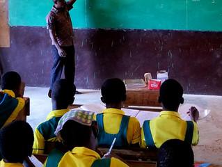 Part 5: More Ghana Teaching
