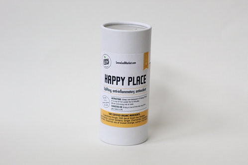Happy Place - Canister, makes approx. 20 cups