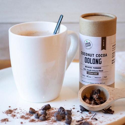 Coconut Cocoa Oolong