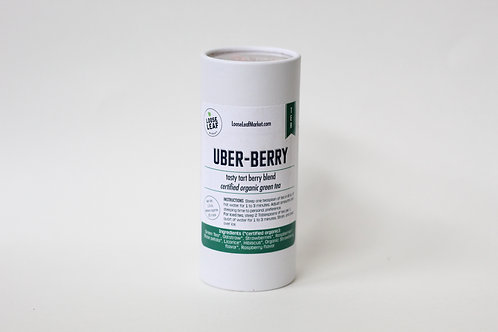 Uber-Berry Green - Canister, makes approx. 20 cups