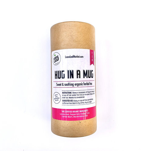 Hug in a Mug - Canister, makes approx. 20 cups