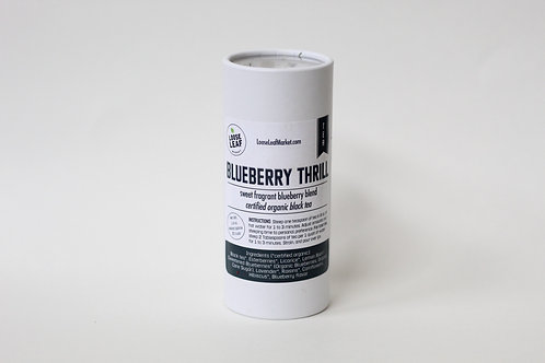 Blueberry Thrill - Canister, makes approx. 20 cups