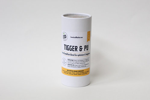 Tigger & Pu - Canister, makes approx. 20 cups