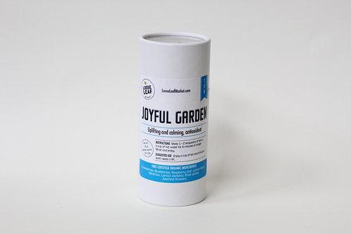 Joyful Garden - Canister, makes approx. 20 cups
