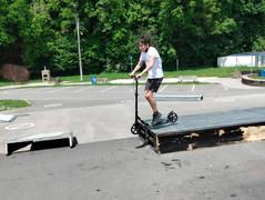 Journée au Skatepark