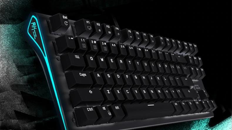 RK G-87 Wireless coolRGB keyboard