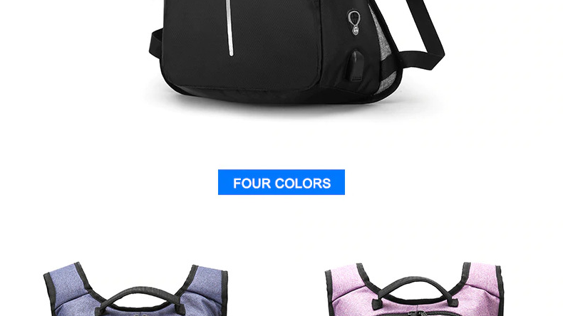 BP015 Durable large backpack