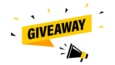 giveaway: up to $2,500 to be won!