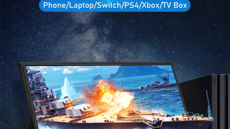 Z15SP touchscreen portable screen