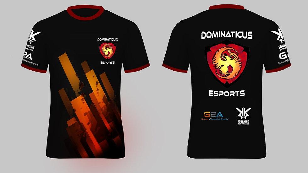 Dominaticus Esports Team Jersey