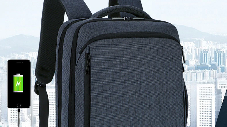 BP036 Fabric backpack