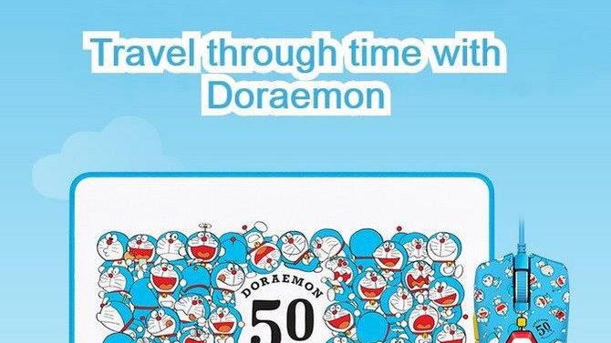 RAZER x Doraemon 50th Anniversary Limited Edition