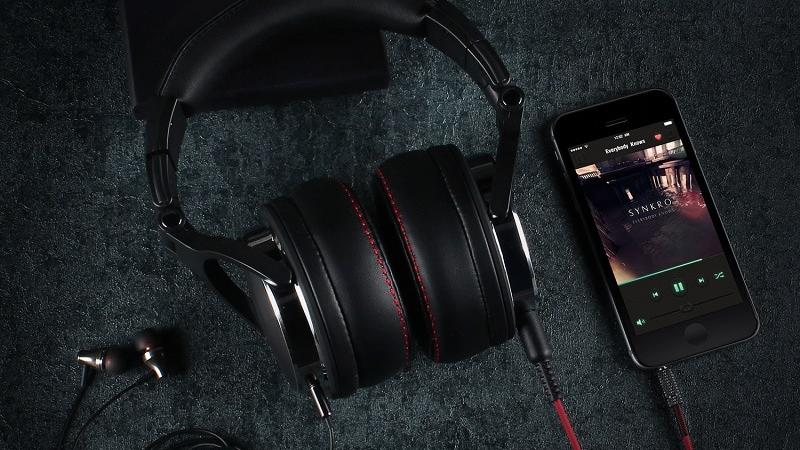 DJ Studio Pro 50mm Shareport Professional Headphone
