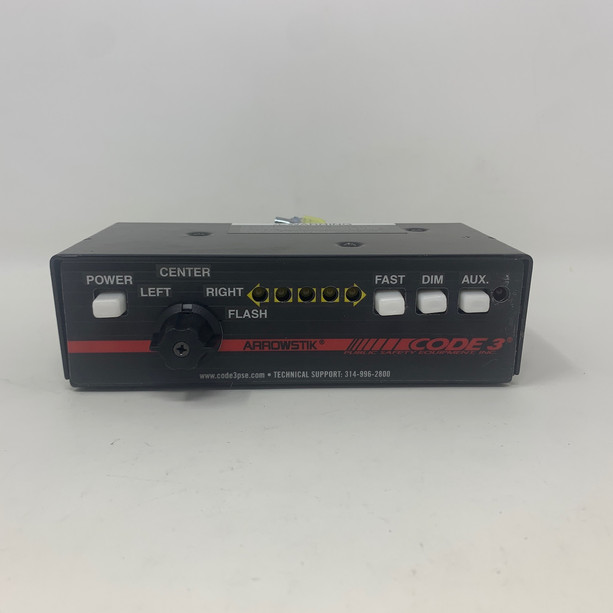 Code 3 Arrowstick Controller