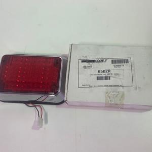 4x6 Red Perimiter LED