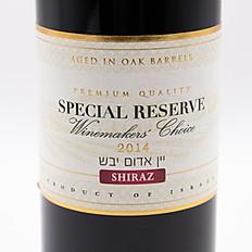 Shiraz Special Reserve 0.75l