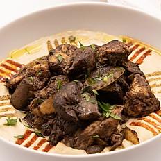 Hummus mit Jerusalem Mix