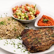 Pargijot Steak