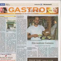 Gastro Szene - Berliner Woche