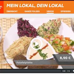 Die beste Falaffel Berlins - Restaurant