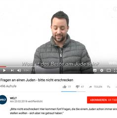 5 Fragen an einen Juden - bitte nicht