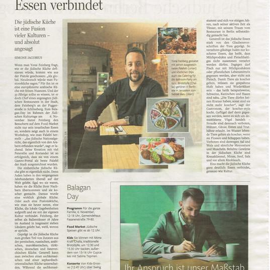 Essen Verbindet - Berliner Morgenpost.