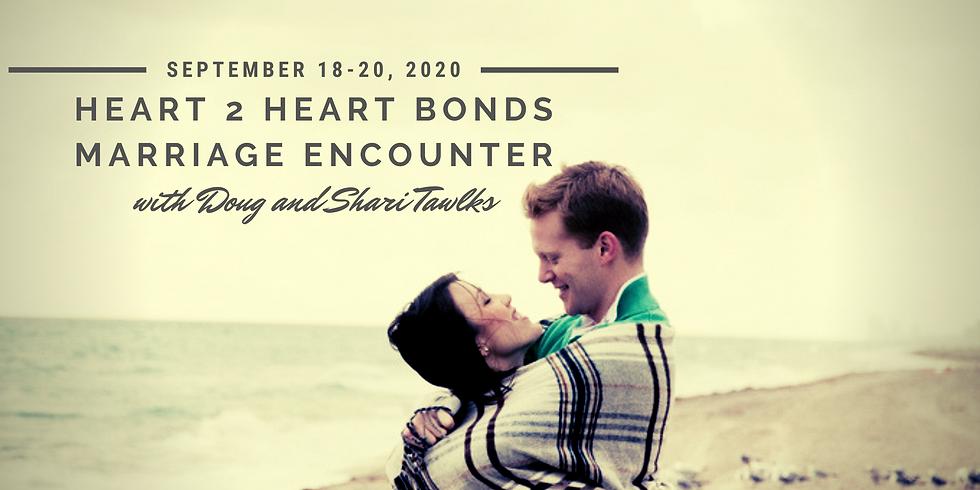Heart 2 Heart Bonds Marriage Encounter