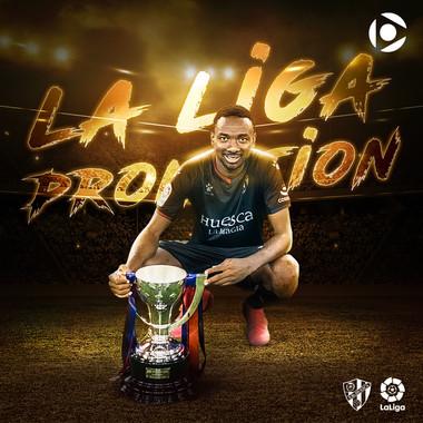 CODA   Kelechi LaLiga Promotion