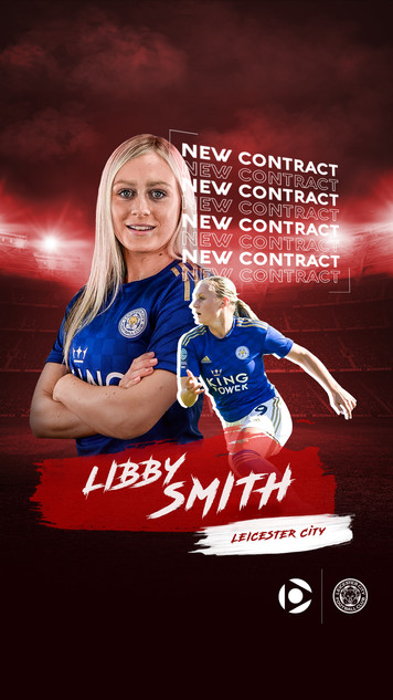 CODA | Smith x Leicester  - New Contract IG Story