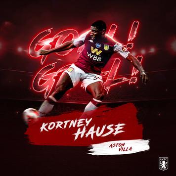 CODA Hause 1st PL Goal