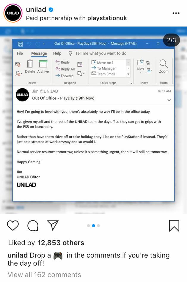 UNILAD - Email